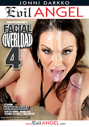 Facial Overload #4 – Evil Angel