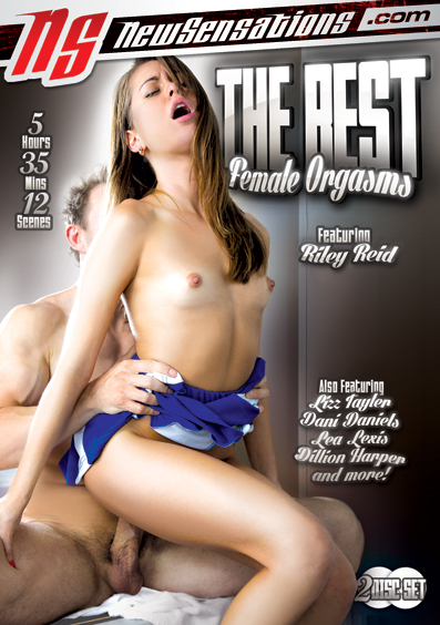 The Best Female Orgasms – New Sensations