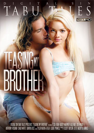 Teasing My Brother – Digital Sin