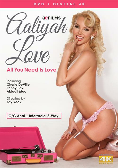 Aaliyah Love: All You Need Is Love – AE Films