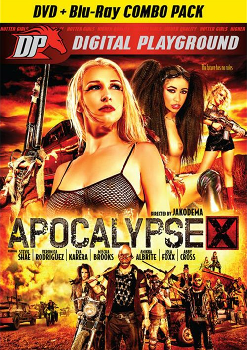Apocalypse X – Digital Playground