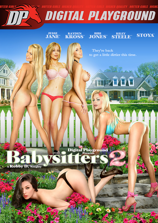 Babysitters #2 – Digital Playground