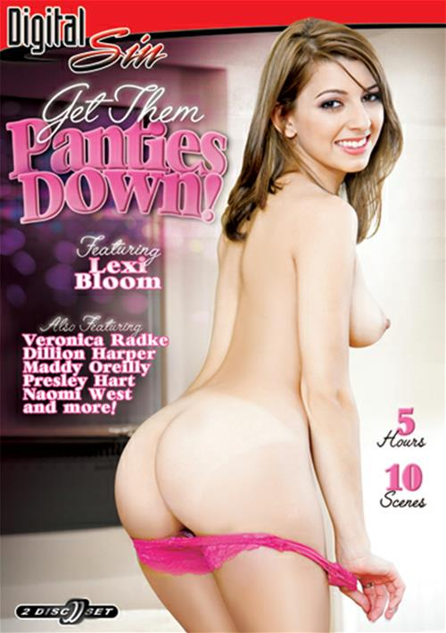 Get Them Panties Down – Digital Sin