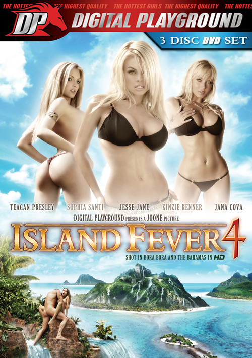 Island Fever #4 – Digital Playground