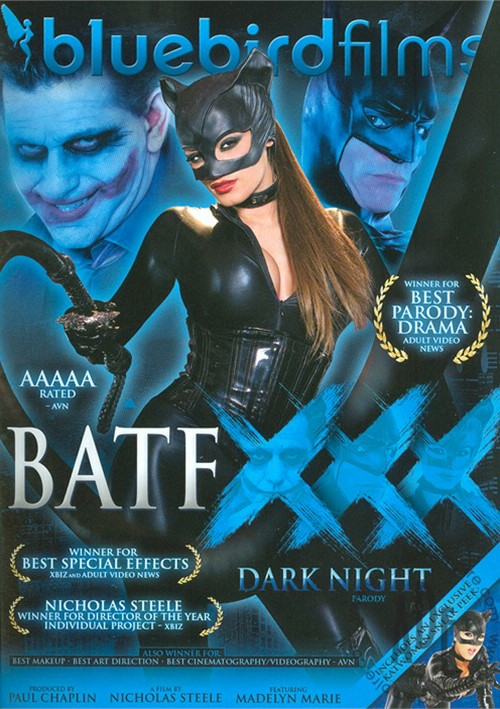 BATFXXX: Dark Night Parody – Bluebird Films