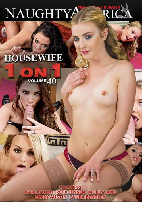 Housewife 1 On 1 #40 – Naughty America
