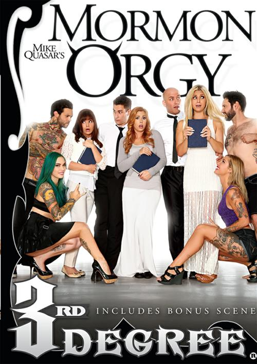 Mormon Orgy – Third Degree