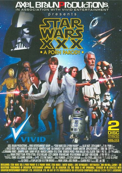 Star Wars XXX: A Porn Parody – Axel Braun Productions