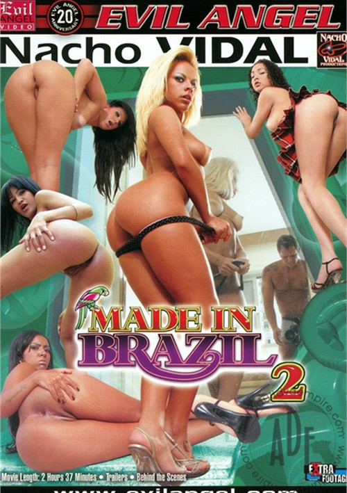 Made In Brazil #2 – Evil Angel