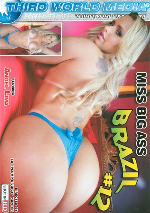 Miss Big Ass Brazil #12 – Third World Media