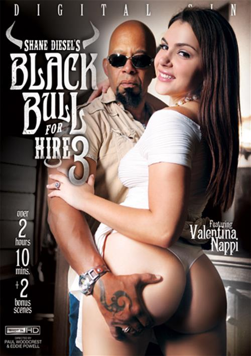 Shane Diesel's Black Bull For Hire #3 – Digital Sin