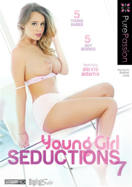 Young Girl Seductions #7 – Pure Passion