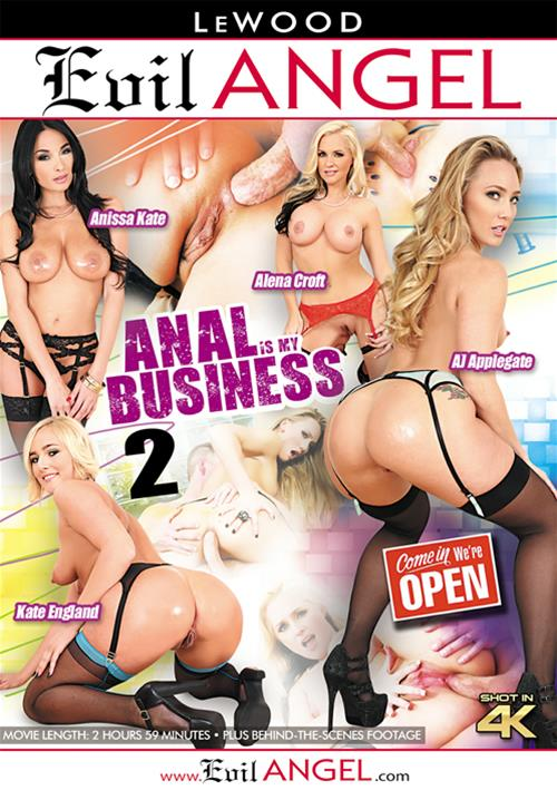 Anal Is My Business #2 – Evil Angel