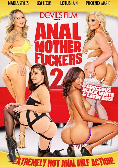 Anal Mother Fuckers #2 – Devil's Film