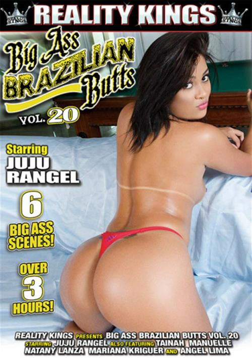 Big Ass Brazilian Butts #20 – Reality Kings