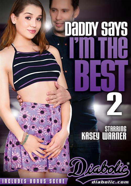 Daddy Says I'm The Best #2 – Diabolic Video