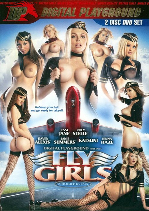 Fly Girls – Digital Playground