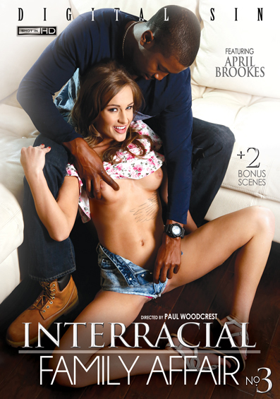 Interracial Family Affair #3 – Digital Sin