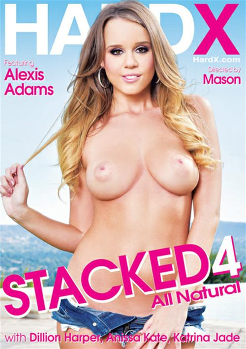 Stacked #4 – Hard X