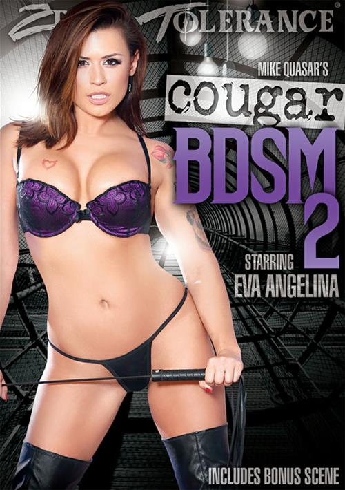Cougar BDSM #2 – Zero Tolerance