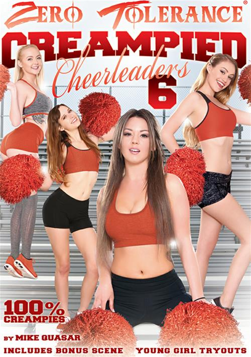 Creampied Cheerleaders #6 – Zero Tolerance