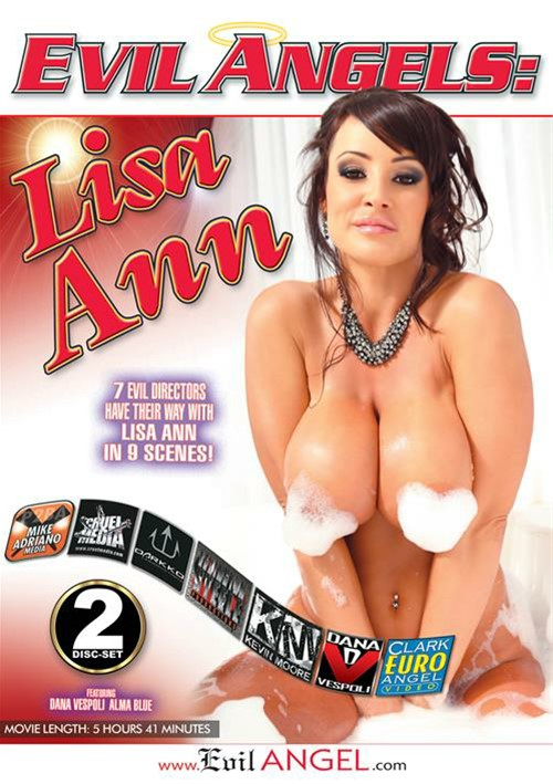 Evil Angels: Lisa Ann – Evil Angel