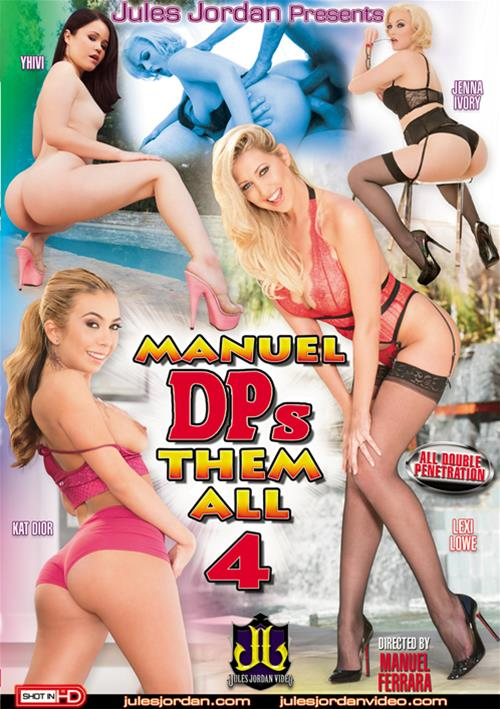 Manuel DPs Them All #4 – Jules Jordan