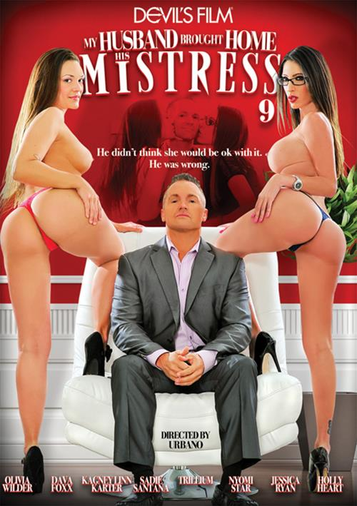 My Husband Brought Home His Mistress #9 – Devil's Film