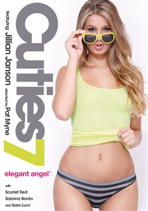 Cuties 7 – Elegant Angel