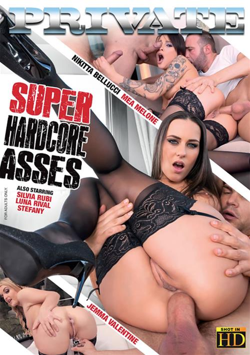 Super Hardcore Asses – Private