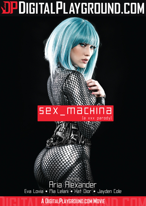 Sex Machina: A XXX Parody – Digital Playground