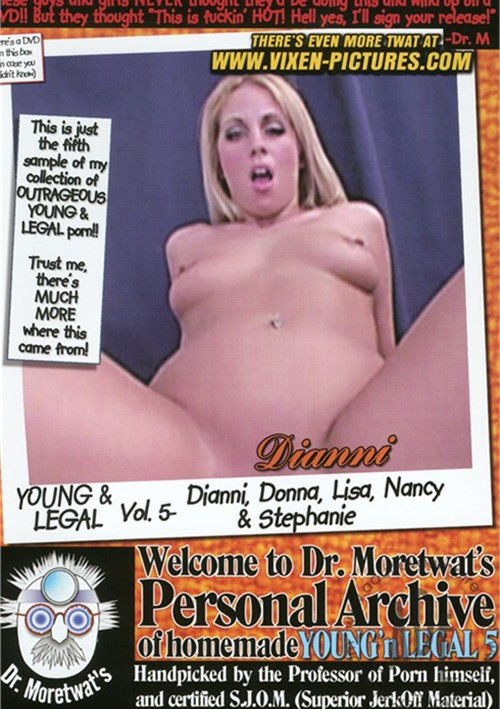 Young & Legal #5 – Dr. Moretwat Pictures