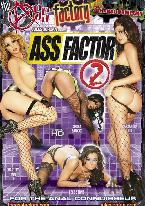 Ass Factor #2 – The Ass Factory
