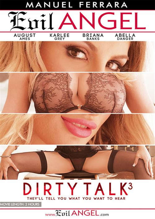 Dirty Talk #3 – Evil Angel
