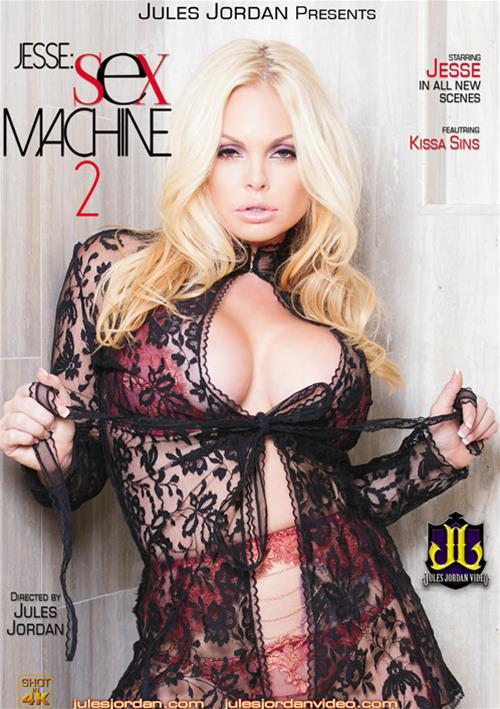 Jesse: Sex Machine #2 – Jules Jordan