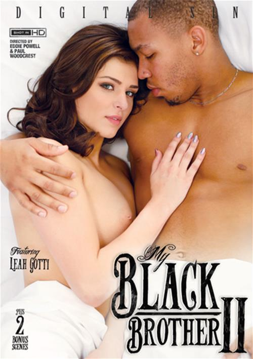 My Black Brother #2 – Digital Sin