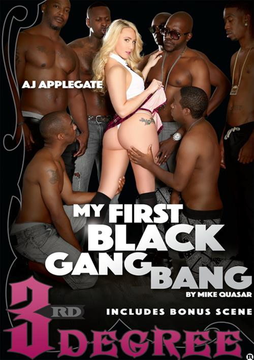 My First Black Gang Bang – Third Degree