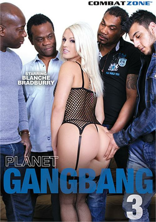 Planet GangBang #3 – Combat Zone