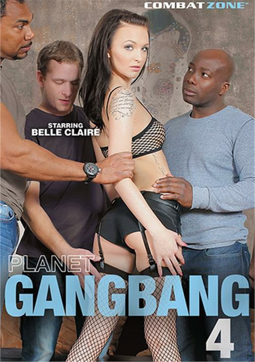 Planet GangBang #4 – Combat Zone