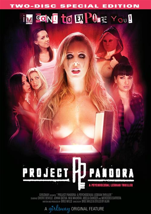 Project Pandora – Girlsway