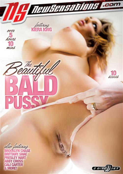The Beautiful Bald Pussy – New Sensations