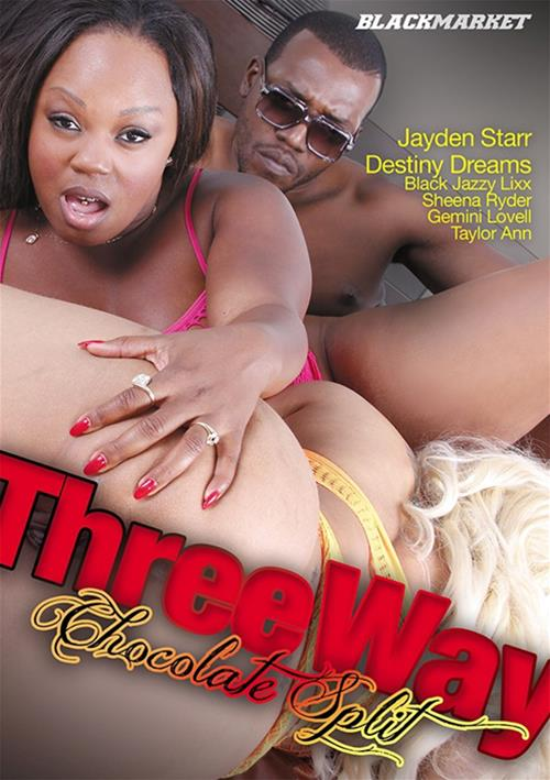 Three Way Chocolate Split – Black Market