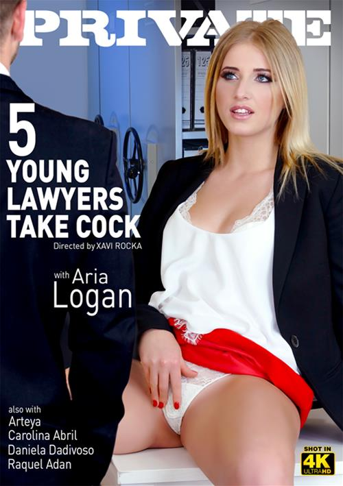 5 Young Lawyers Take Cock – Private