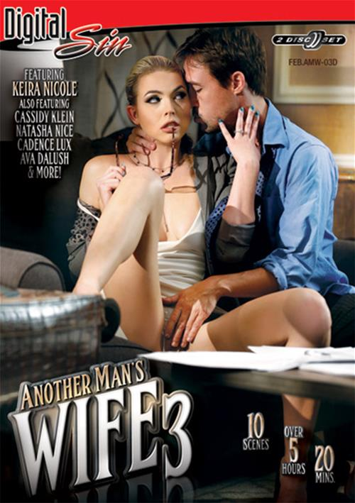 Another Man's Wife #3 – Digital Sin