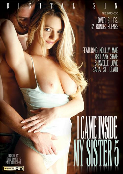 I Came Inside My Sister #5 – Digital Sin