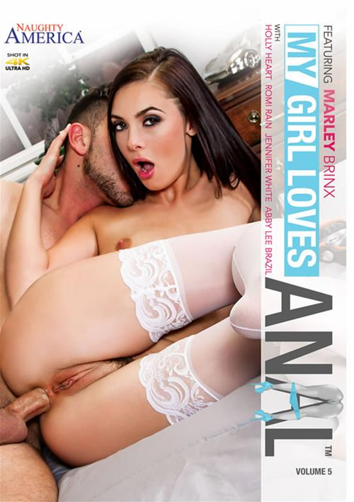 My Girl Loves Anal #5 – Naughty America