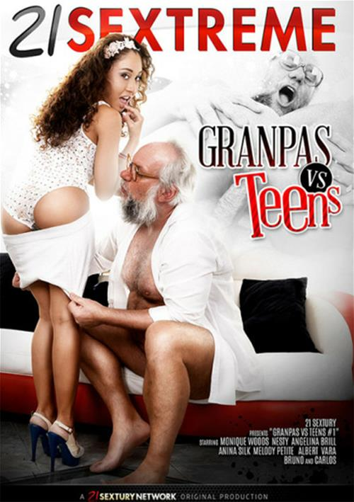 Granpas vs. Teens – 21 Sextury