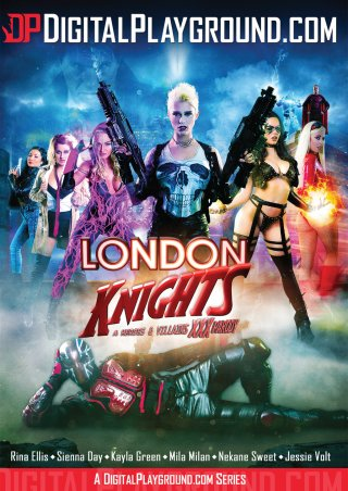 London Knights: A Heroes and Villains – Digital Playground