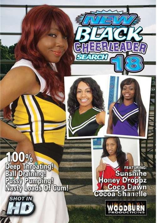 New Black Cheerleader Search #18 – White Ghetto