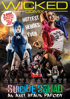 Suicide Squad XXX – Wicked Pictures